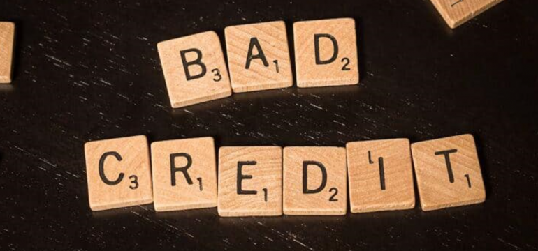 bad-finance-credit-score
