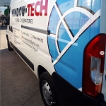 Sign writing your van: the ultimate marketing tool