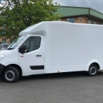Vauxhall Movano Maxi Load Review